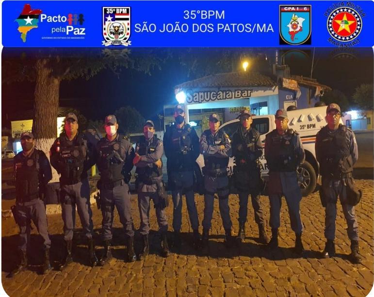 35º Batalhão da Policia Militar Realiza a Operação JERICÓ VI