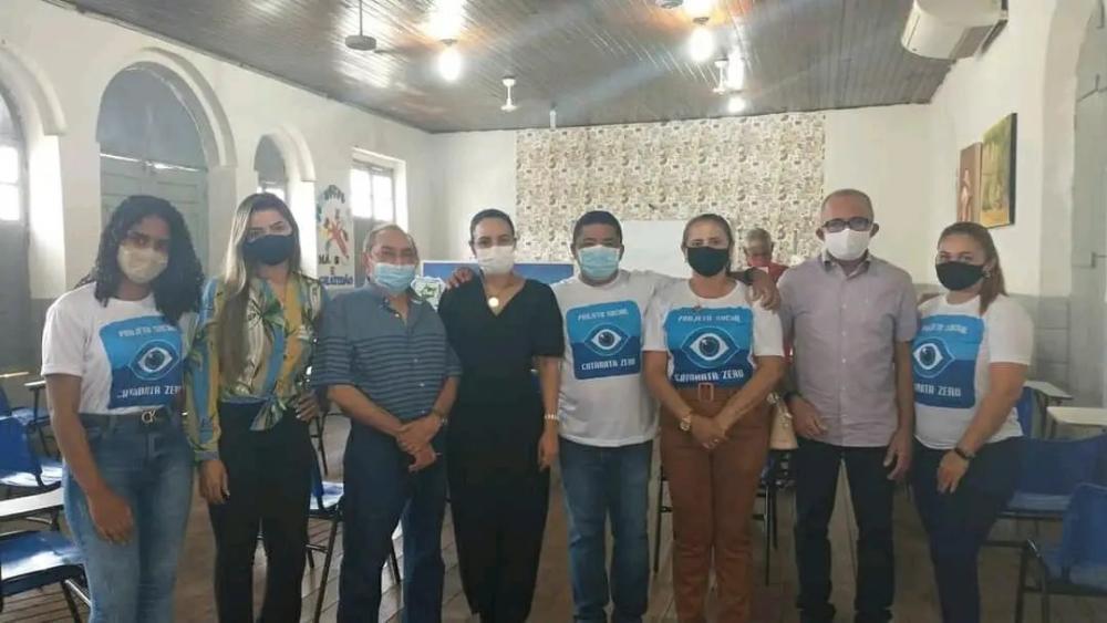 Vereador Flávio BGN realiza 23° mutirão da saúde em São João dos Patos