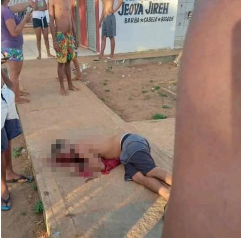 Jovem é assassinado com tiro na cabeça na zona sul de Teresina