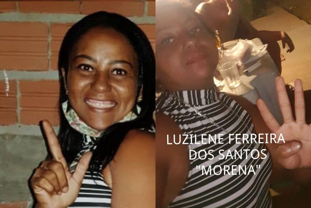 Luzilene Ferreira dos Santos, vulgo Morena