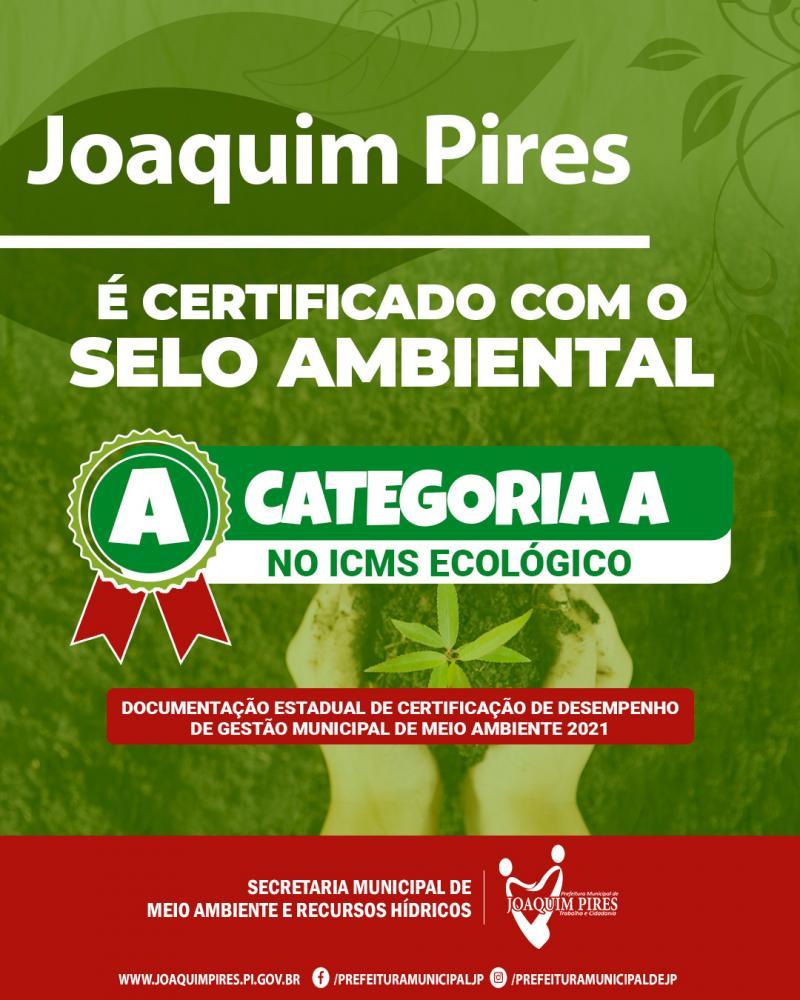 Banner ICMS Ecológico.