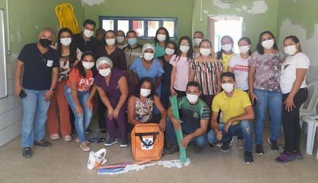 Prefeitura de Curralinhos realiza capacitação com profissionais da saúde