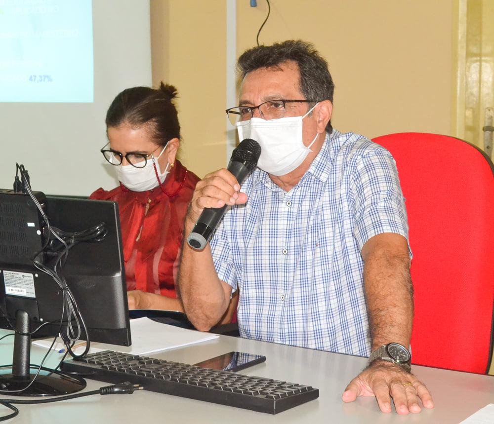 Prefeitura de Joaquim Pires realiza Audiência Pública para avaliar Metas Fiscais