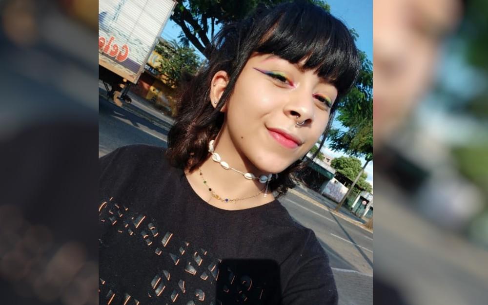 Ariane Bárbara Laureano de Oliveira, de 18 anos— Foto: Arquivo Pessoal/Eliana Laureano