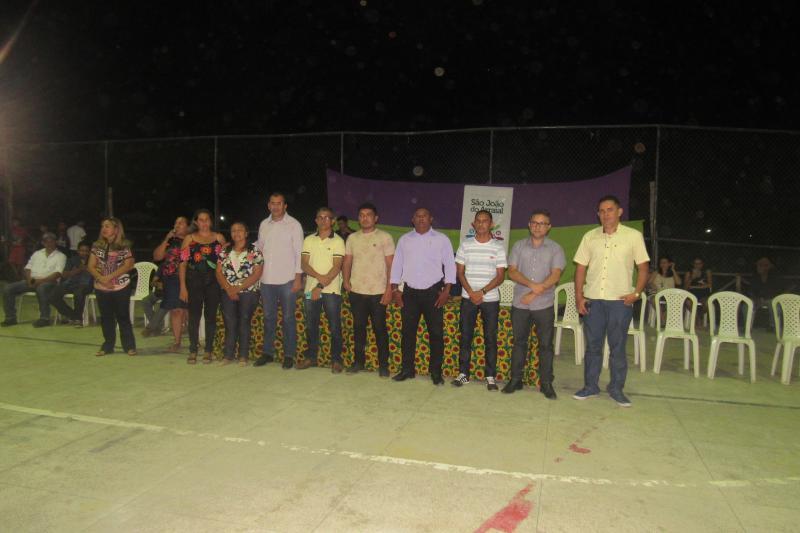 Prefeitura realizou lançamento do XIV Festival Cultural dos Cocais em São João do Arraial