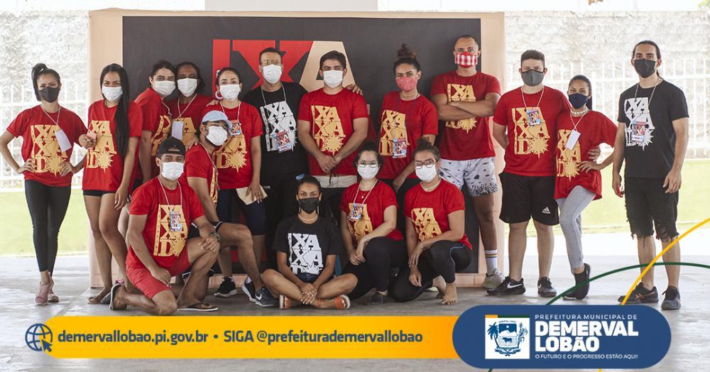 Demerval Lobão| Sec. de Cultura, Juventude e Turismo realiza I Workshop de Danças