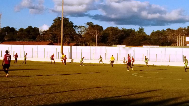 Final de semana agitado no campeonato municipal de Santa Filomena
