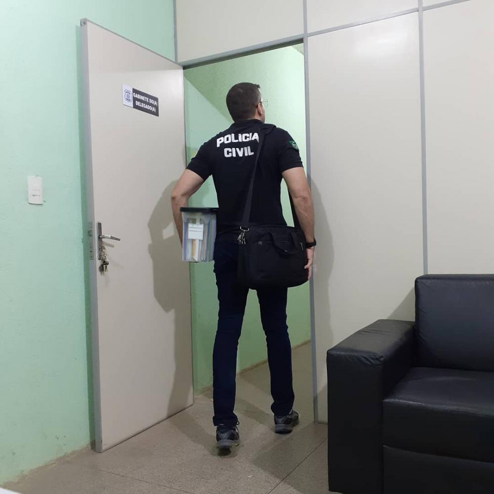 Delegado João Rodrigo Luna