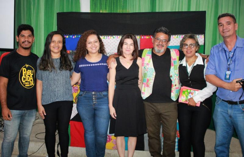 Prefeitura de Monsenhor Gil realiza palestra sobre o uso de drogas e seus malefícios
