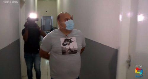 Golpista é preso ao tentar se passar pelo Sen. Weverton Rocha para dar golpe na embaixada da China