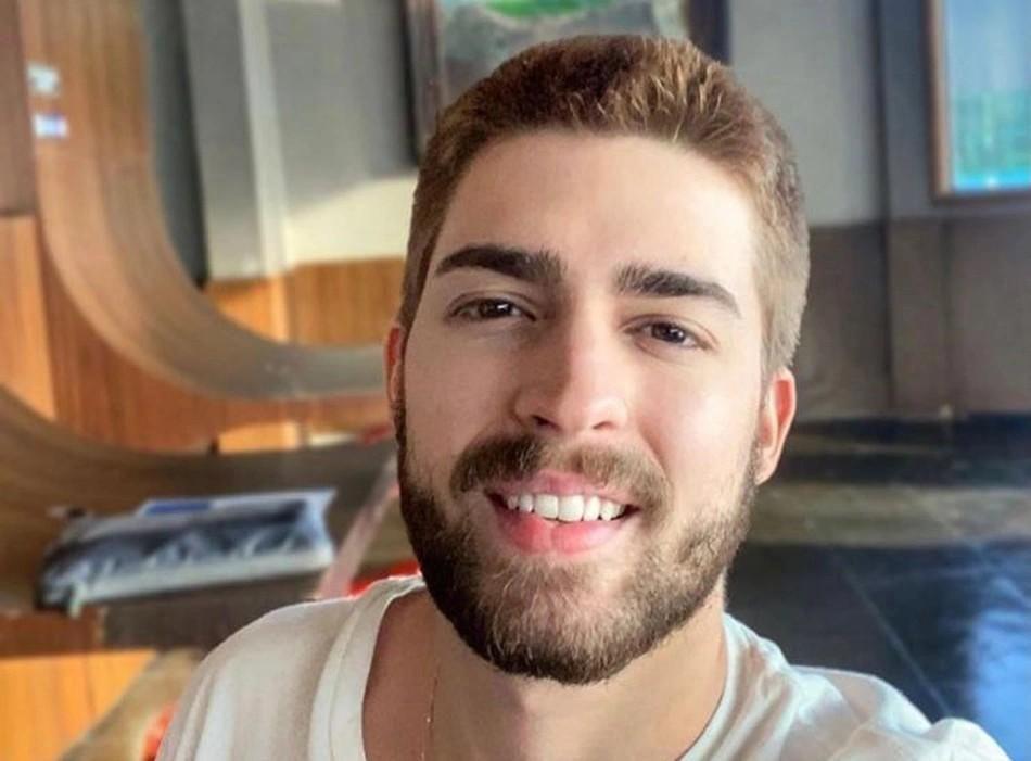 Marcos Vitor- reprodução instagram