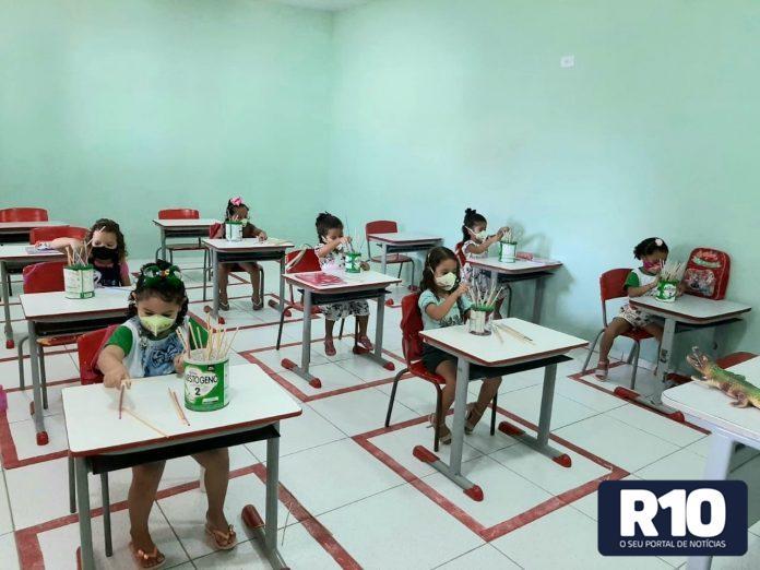 Carga horária das aulas na rede municipal de ensino em São João do Arraial é ampliada