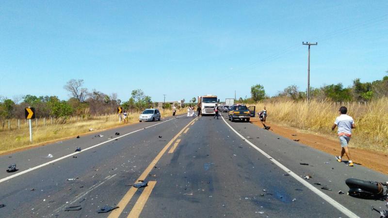 PRF registra 19 acidentes com três mortes durante feriado no Piauí