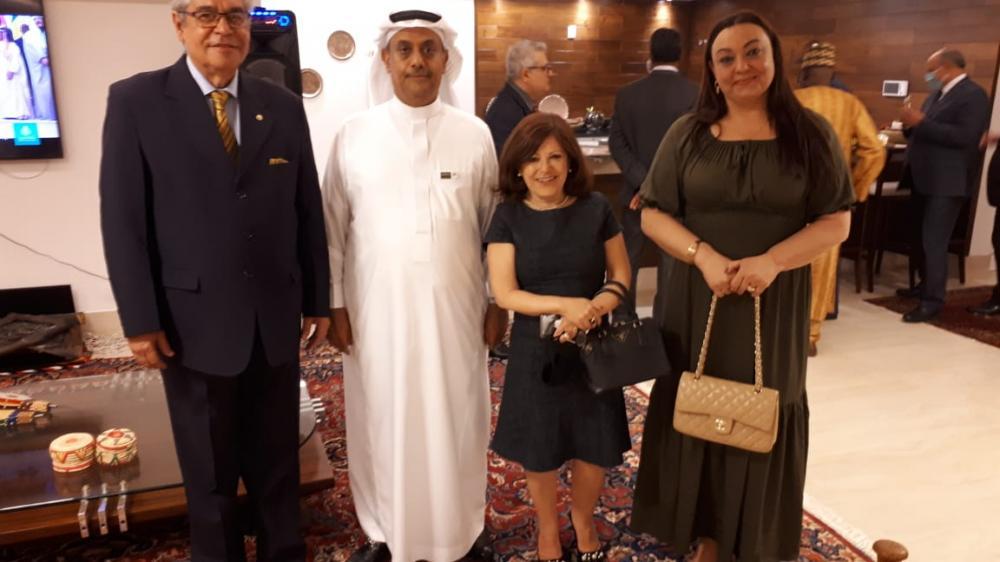 Destaque da Semana: Embaixada da Arábia Saudita celebra Data Nacional