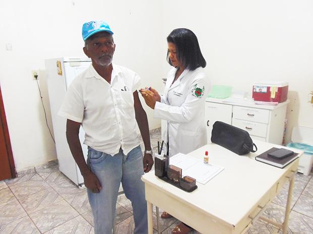 Campanha de vacinação contra H1N1 em Pau D'arco segue até junho