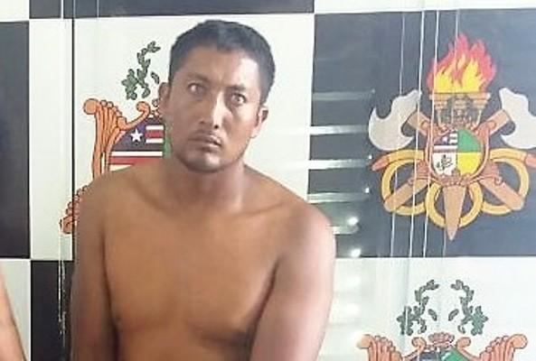 JOSÉ XAVIER DA CONCEIÇÃO, 39 anos de idade, sentenciado a 129 anos de prisão