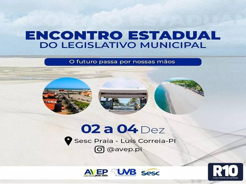 AVEP promoverá encontro intermunicipal de vereadores e lideranças estaduais dias 02 a 04/12/2021