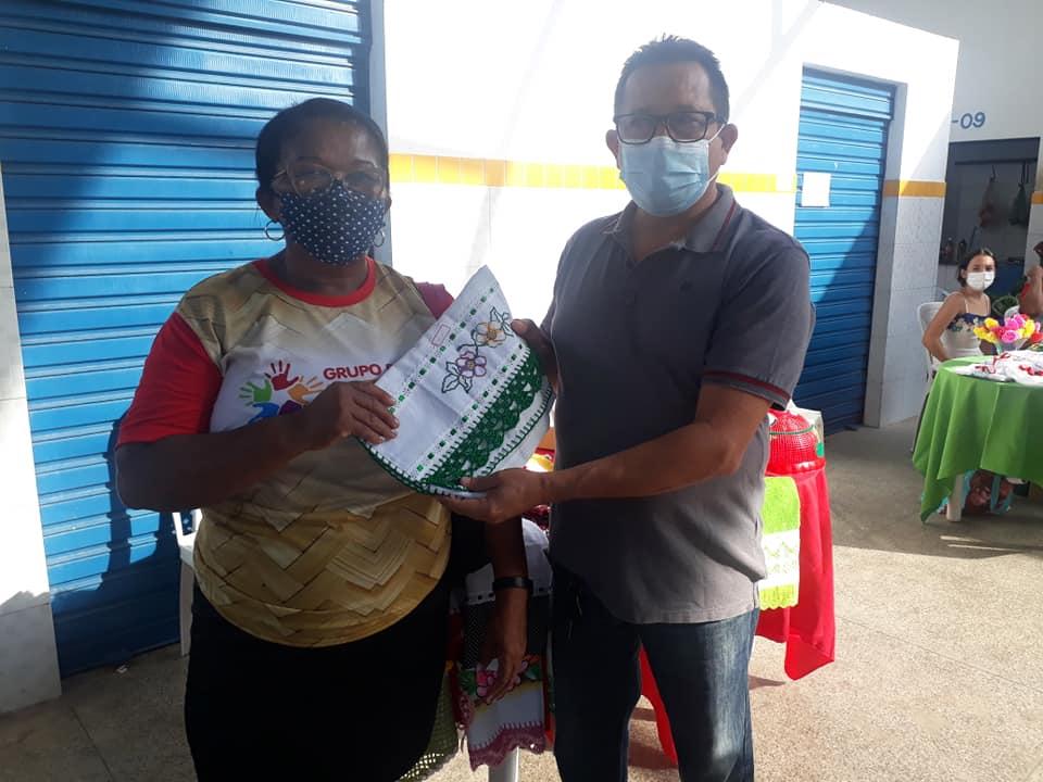 Vereador oficializa pedido junto a Agencia de Fomento do Piaui para Artesãs