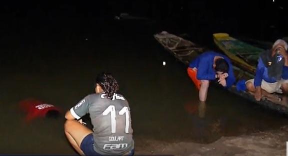 Corpo de homem é encontrado boiando no rio Poty em Teresina