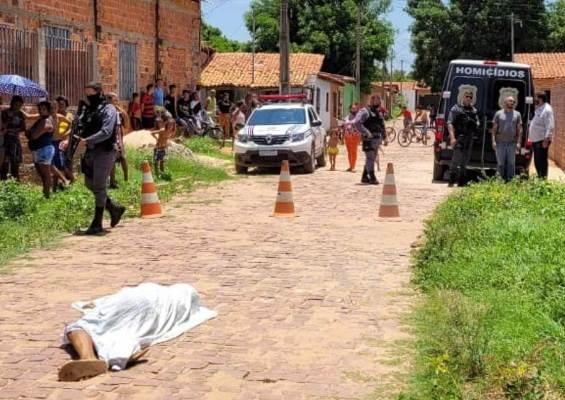Daniel foi executaqdo no meio da rua em plena luz da manhã