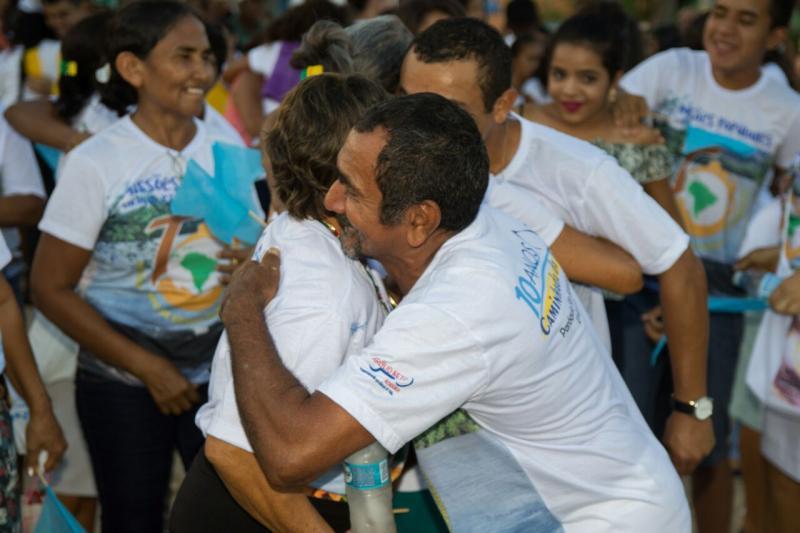 X Caminhada da Paz movimenta a Cidade de Uruçuí
