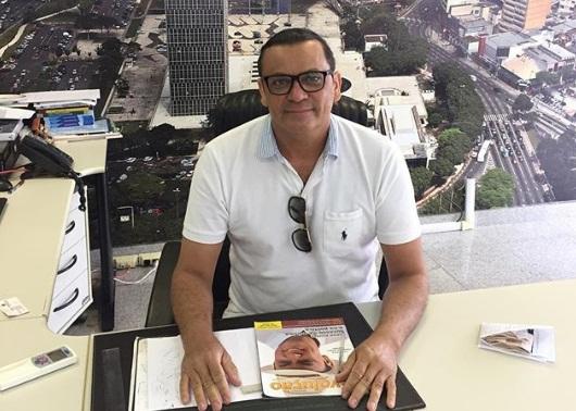 Frank Aguiar comenta pré-candidatura ao Senado Federal