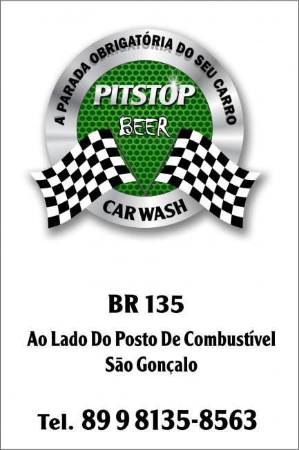 Inauguração do Lava Jato PitStop Beer