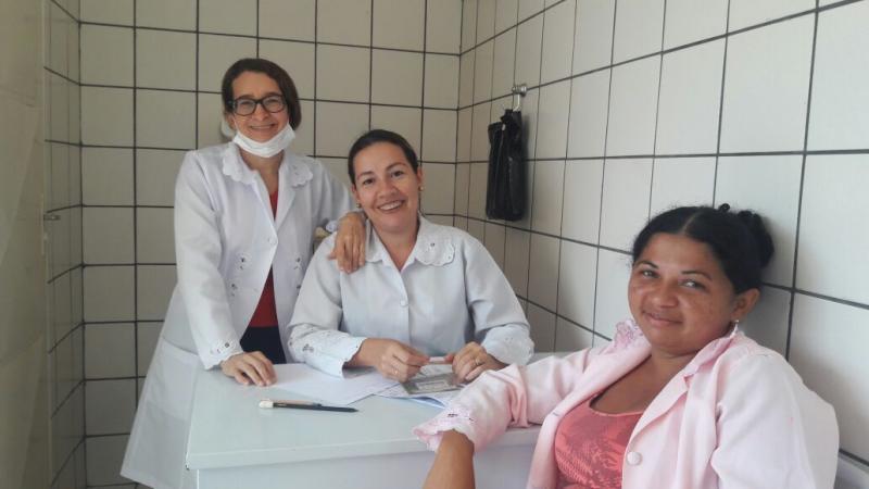 Secretaria de Saúde de Lagoinha do piauí intensifica vacinação contra a gripe H1N1 no município