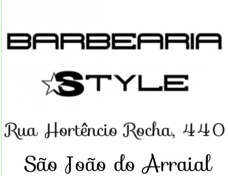 Corte de cabelos por apenas R$ 4,00 em São João do Arraial, só na Barbearia Style