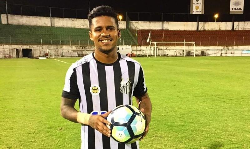 Jogador do Santos é suspenso preventivamente por uso de cocaína