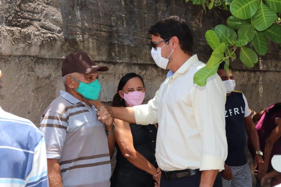 Secretário Municipal de Saúde acompanha pacientes em Cirurgias