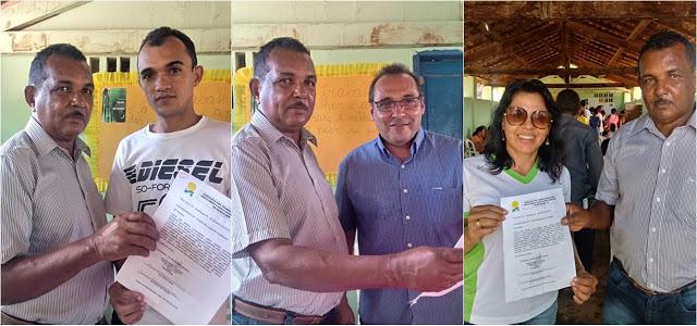 Autoridades recebem reivindicações dos trabalhadores rurais de Guadalupe