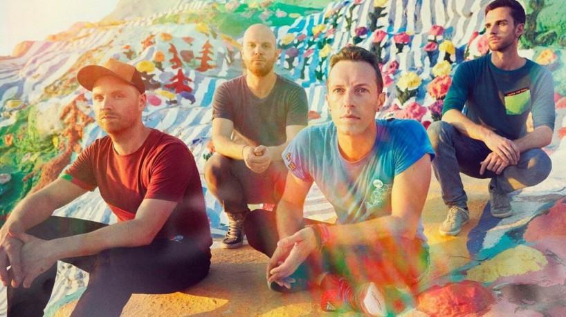 Coldplay é confirmado no Palco Mundo do Rock In Rio 2022