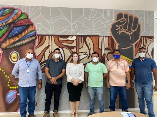 Sine e Águas de Timon: nova parceria visa empregabilidade e qualificação da mão de obra no município