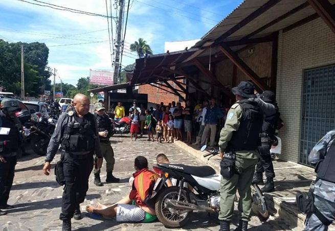 Operação 'Dirceu Seguro' em Teresina prende quatro criminosos