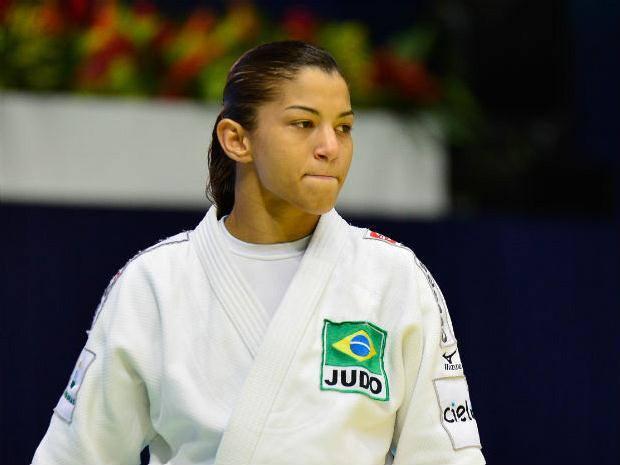 Piauiense Sarah Menezes vai disputar Grand Prix na China
