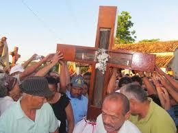 Agricolândia receberá a imagem peregrina de Santa Cruz dos Milagres