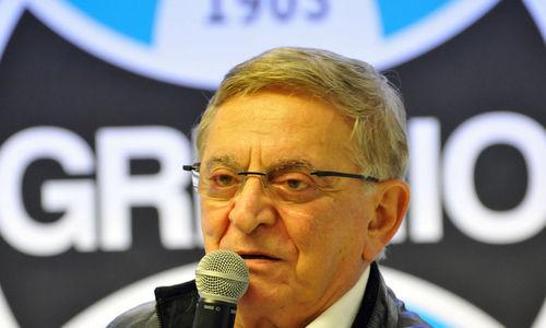 Morre aos 86 anos, Fábio Koff, ex-presidente do Grêmio