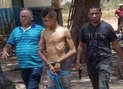Acusado de matar cruelmente jovem em Parnarama-MA é preso
