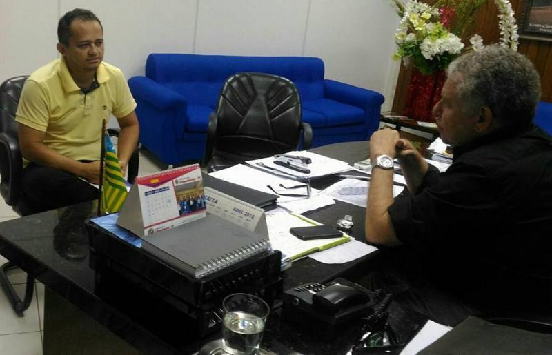 Vereador Chico Chagas de Prata do Piaui
