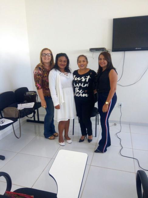 Santa Filomena participa da primeira formação PME 2018 em Corrente