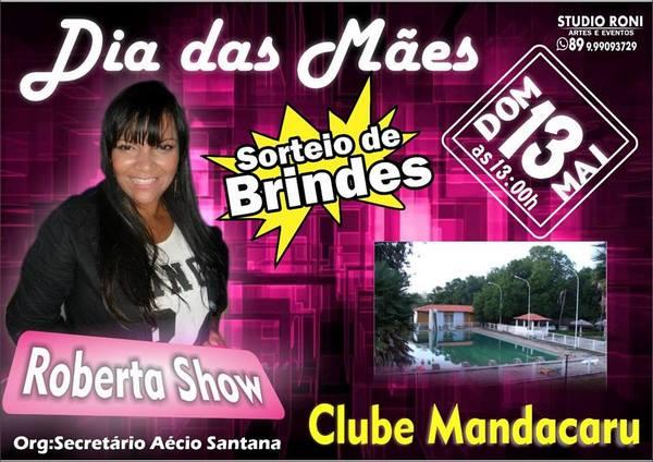 Festa das Mães no Clube Mandacaru