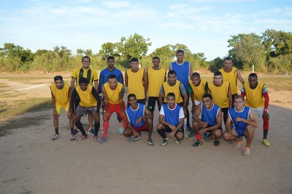 Seleção de Guadalupe inicia treinamentos para 1º Copa de Futebol Gurgueia