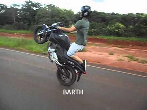 Empinadores de moto tocam terror em Santa Filomena e Polícia Militar está impossibilitada de agir