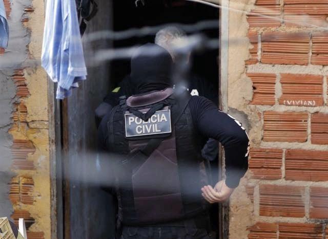 Polícia do Piauí é uma das menos violentas do país