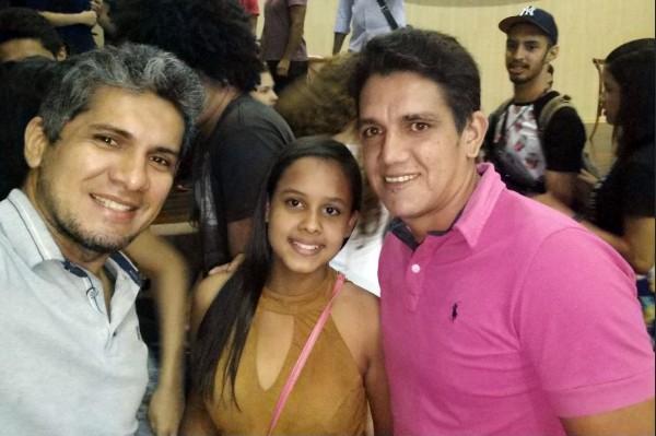 Integrante do Coral Municipal de São Pedro do Piauí é selecionada para o Teremusic
