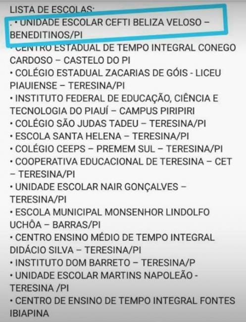 Cidade Junina 2018 abre espaço para Quadrilhas juninas de escolas do Piaui