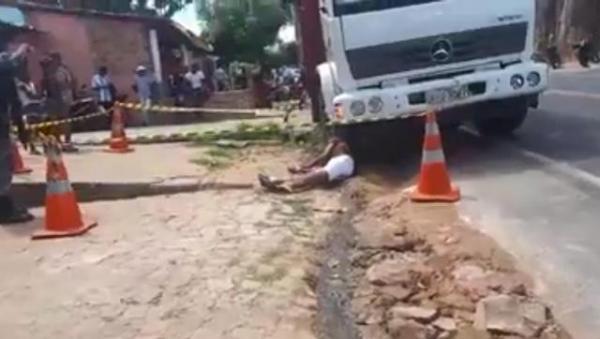 Pai e filho são mortos durante troca de tiros no Piauí