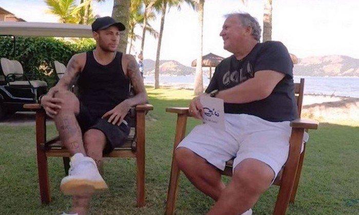 Neymar revela receio de volta após lesão: 'Preciso perder o medo'