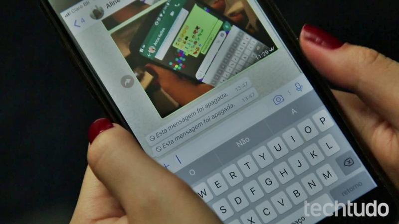 WhatsApp faz mudança em ferramenta de apagar mensagens